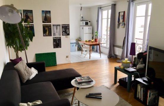 Paris 18ème appartement 3 pièces 660 000 euros