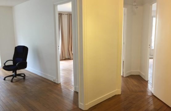 Paris 17ème appartement 3 pièces 2 678 euros