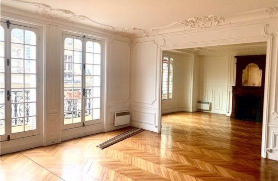 Paris 17ème appartement 4 pièces 2 980 euros